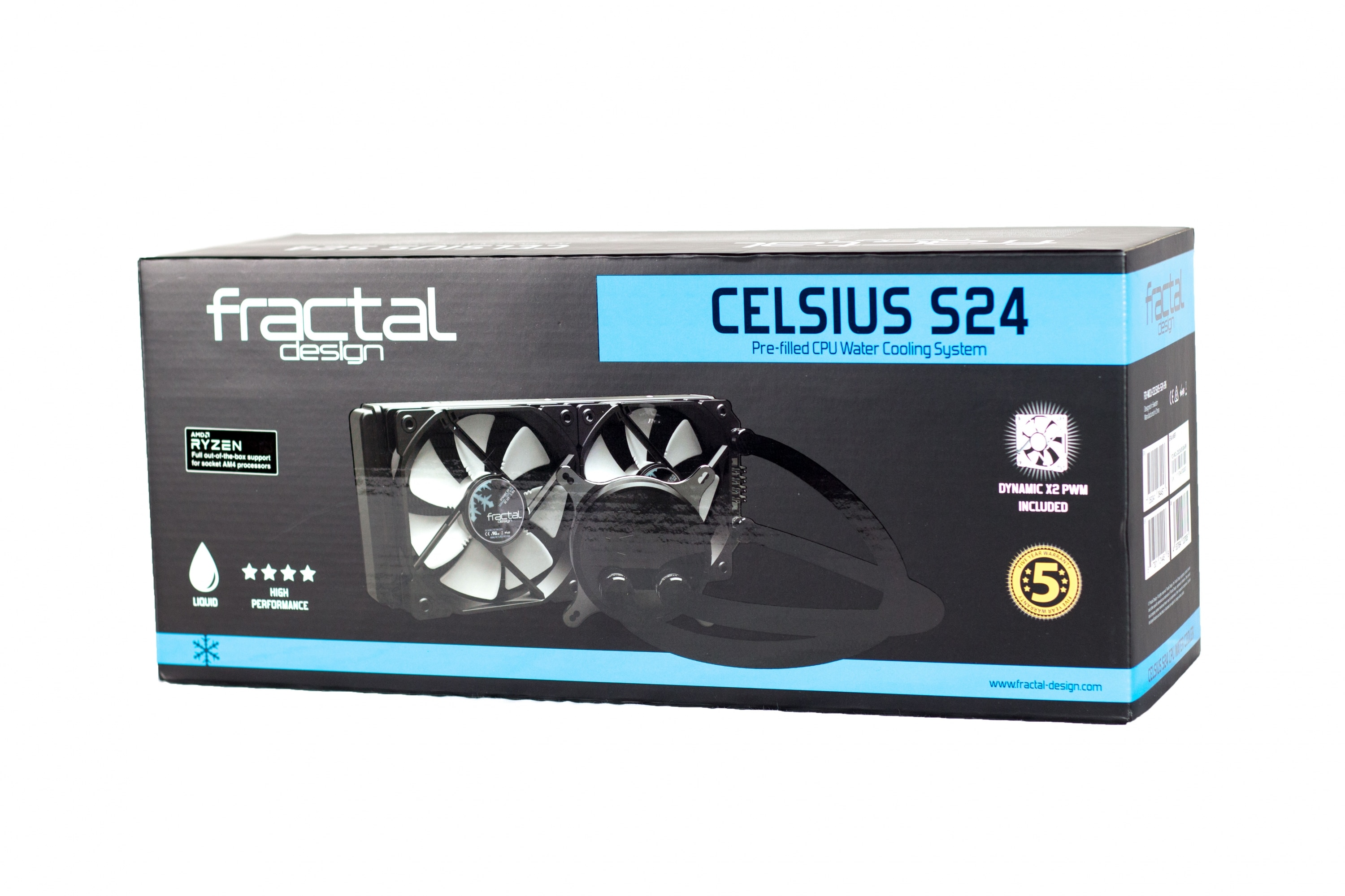 Photo of Fractal Design Celsius S24 Review: Complete Water Cooling for Many Sockets