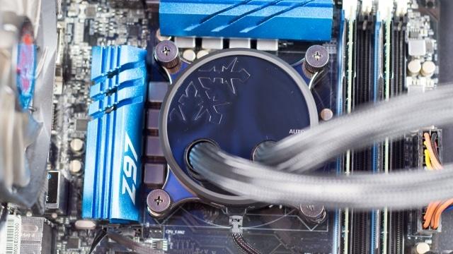 Fractal Design Celsius S24 Pumpe