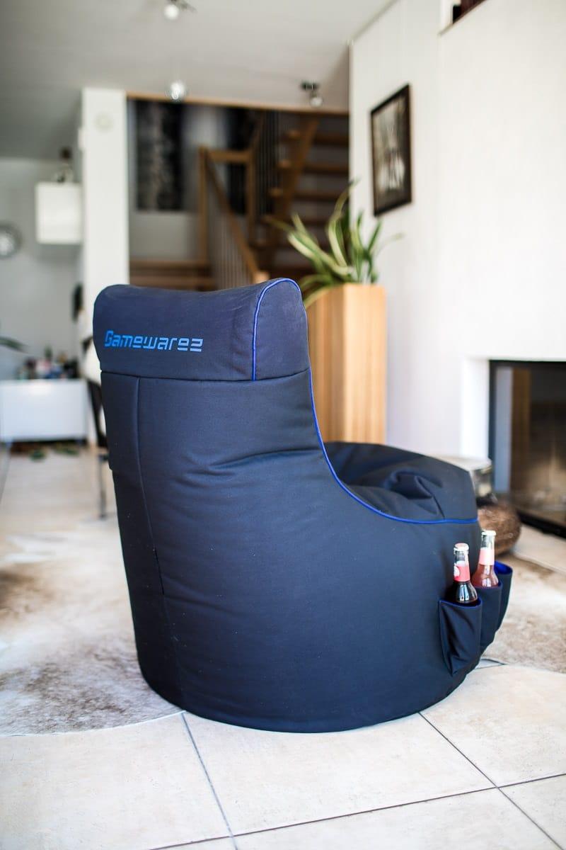Photo of Gamewarez präsentiert Gaming-Sitzsäcke fürs Wohnzimmer