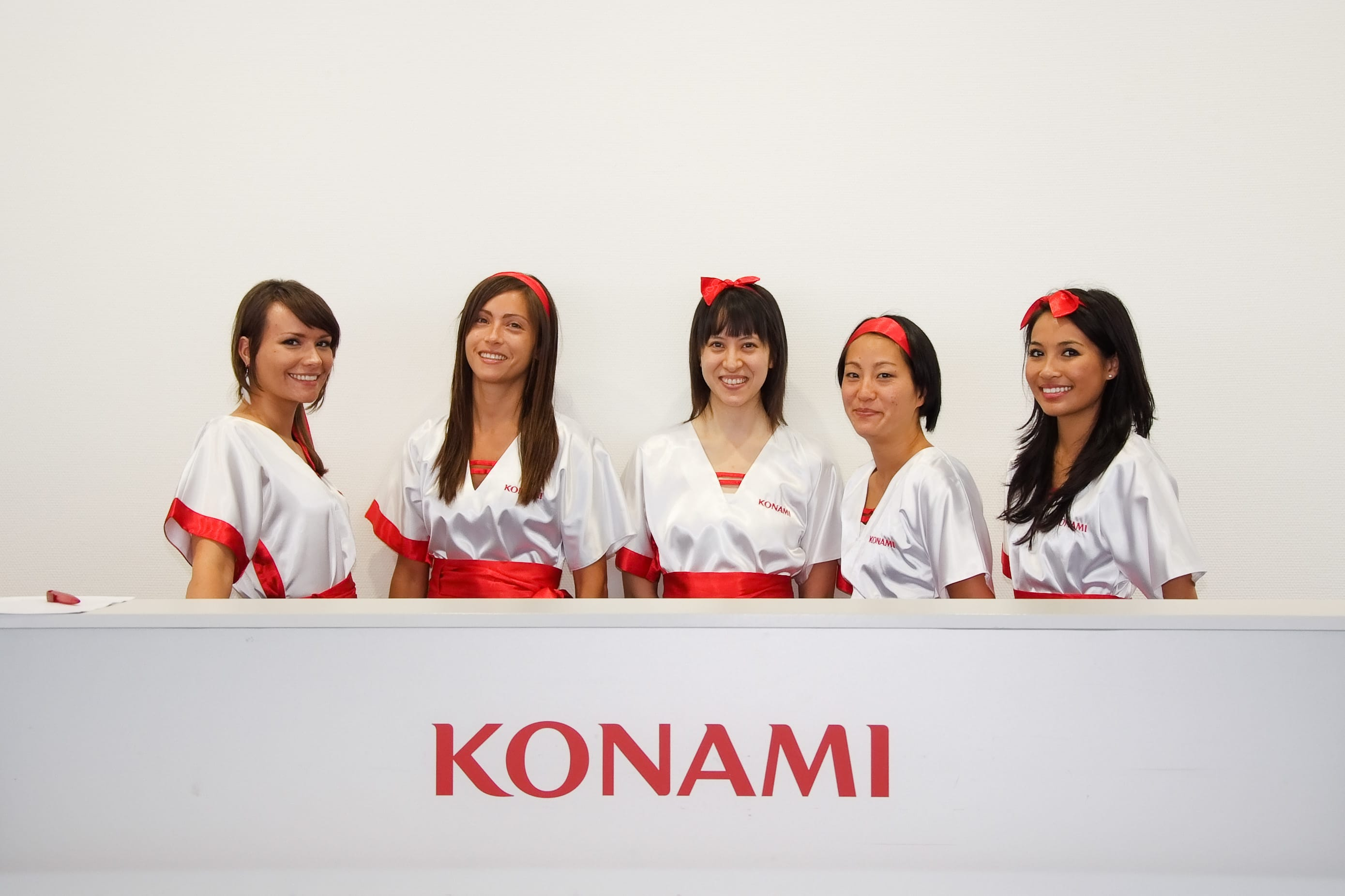 Bild von Konami auf der gamescom 2017: Drei Klassiker werden gezeigt