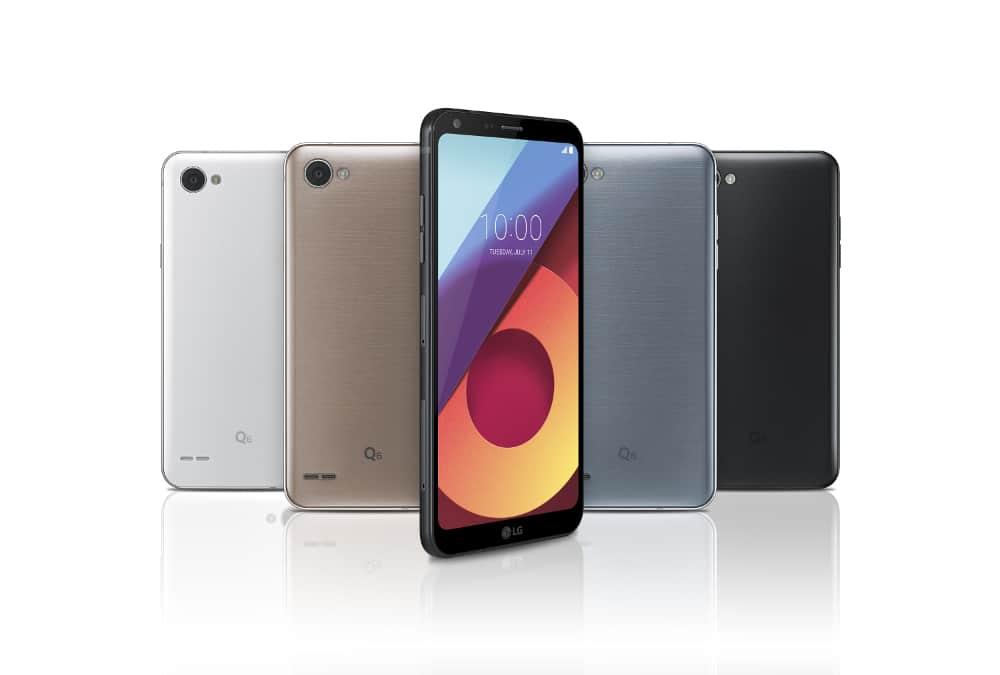 Photo of LG Q6 – Ein Smartphone mit rahmenlosem Display
