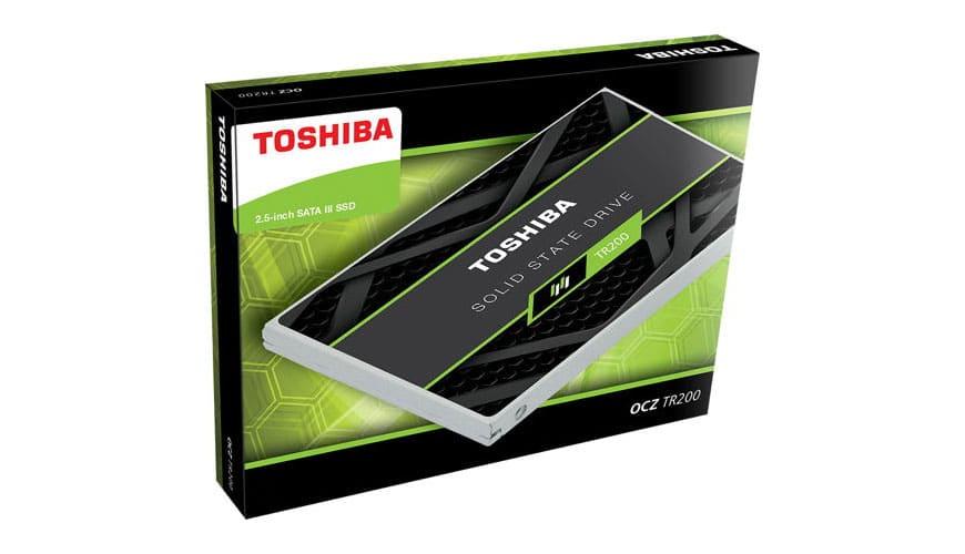 Photo of Toshiba stellt neue SATA-SDDs TR200 vor