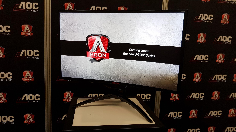 Photo of AOC Agon 3-Serie: Diese geilen Monitore erwarten uns 2018