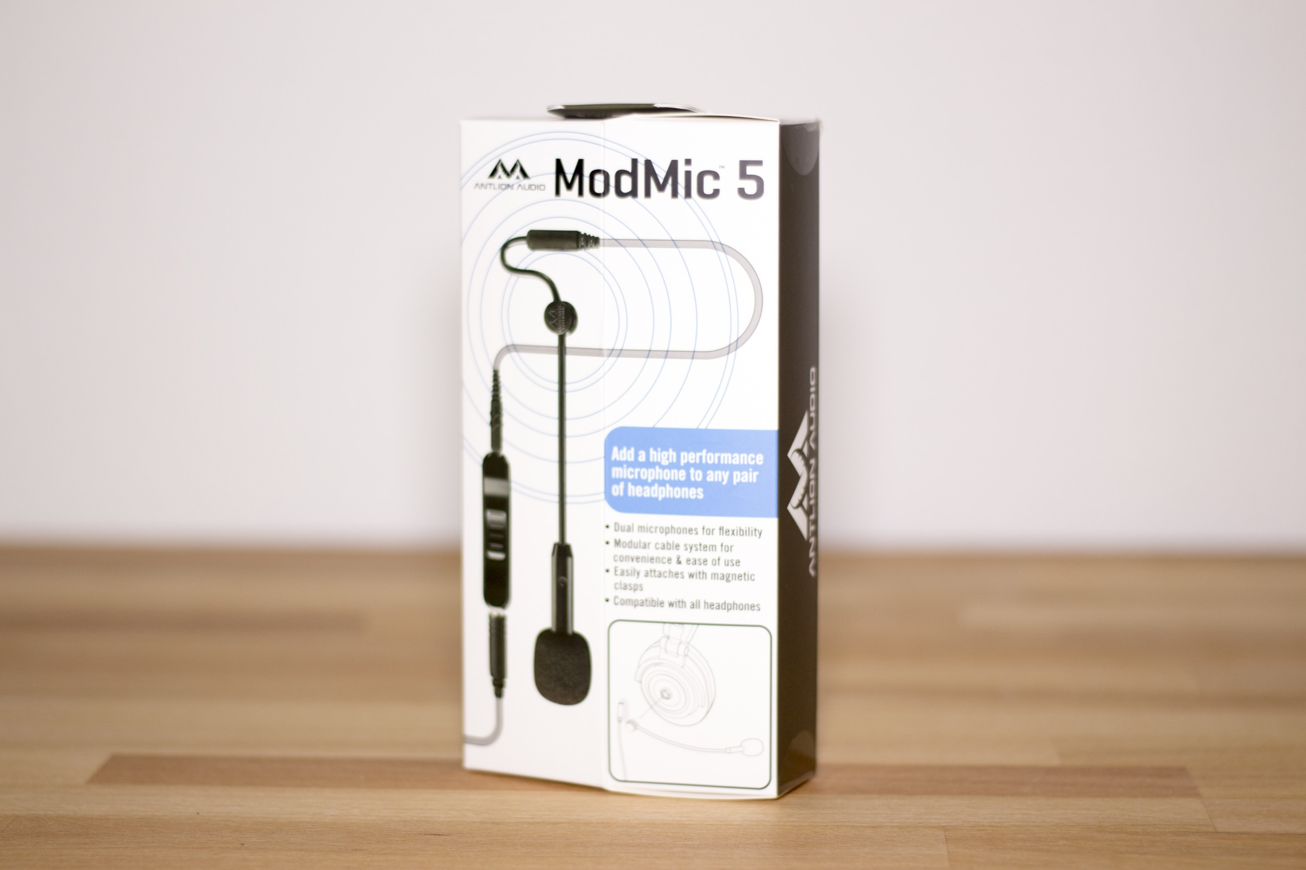 Photo of Antlion ModMic 5 Review: Flexible and Powerful Microphone