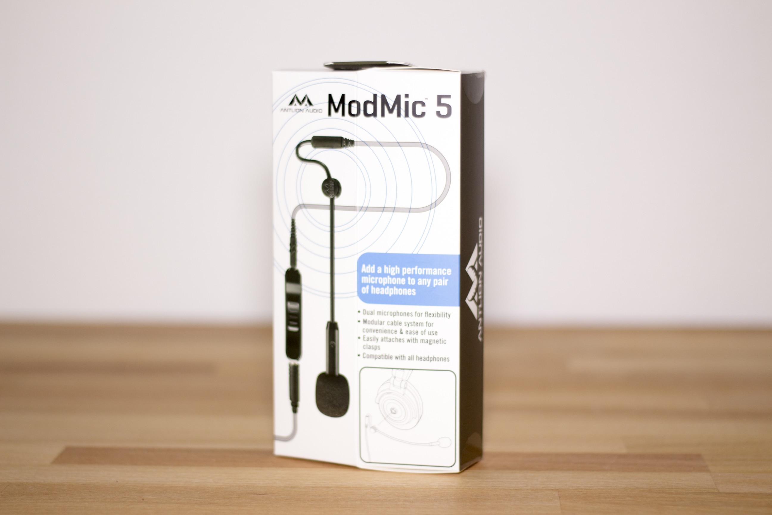Photo of Antlion ModMic 5 im Test – flexibles und leistungsfähiges Mikrofon