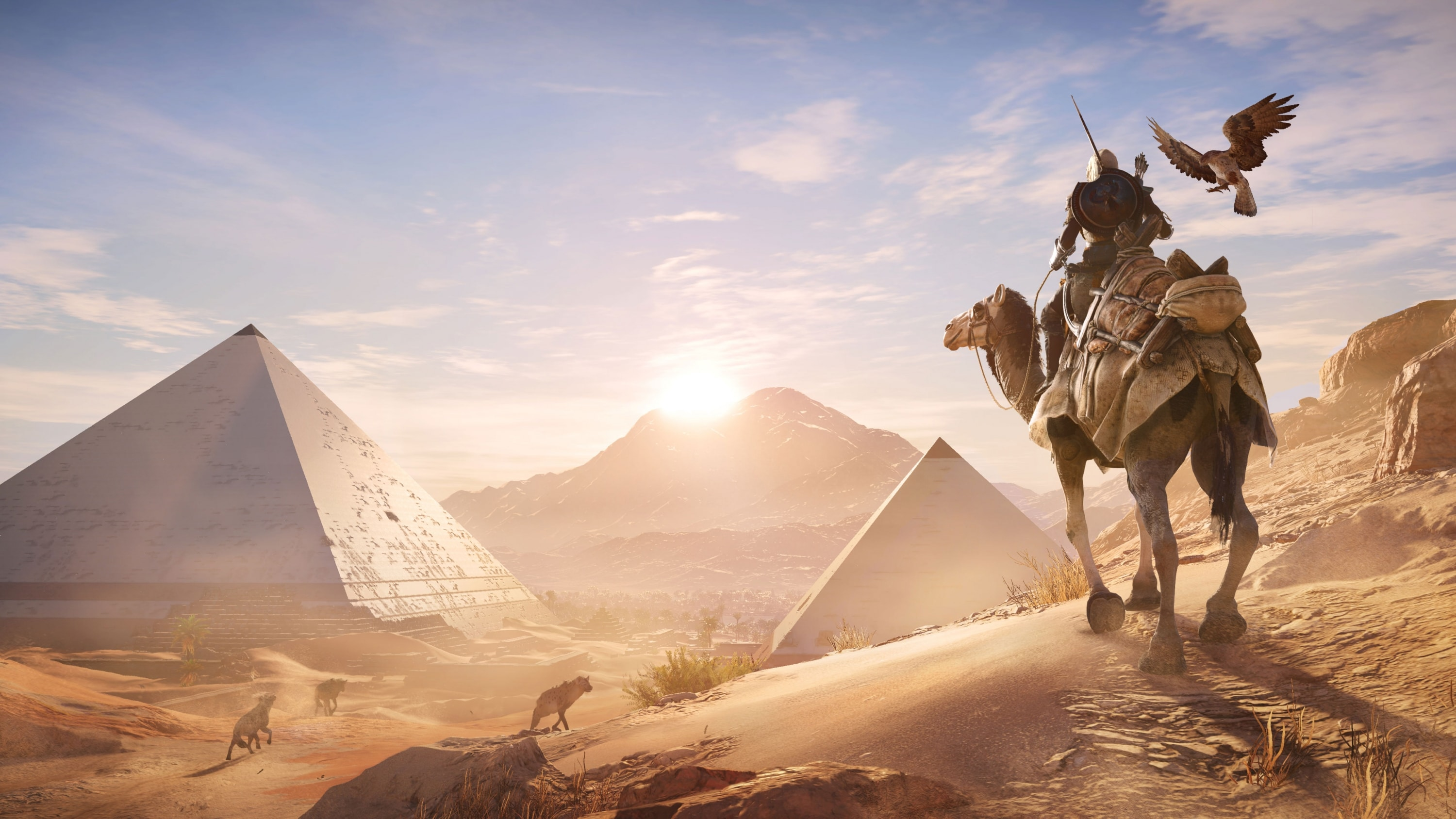 Photo of Assassin's Creed Origins: Cinematischer gamescom-Trailer