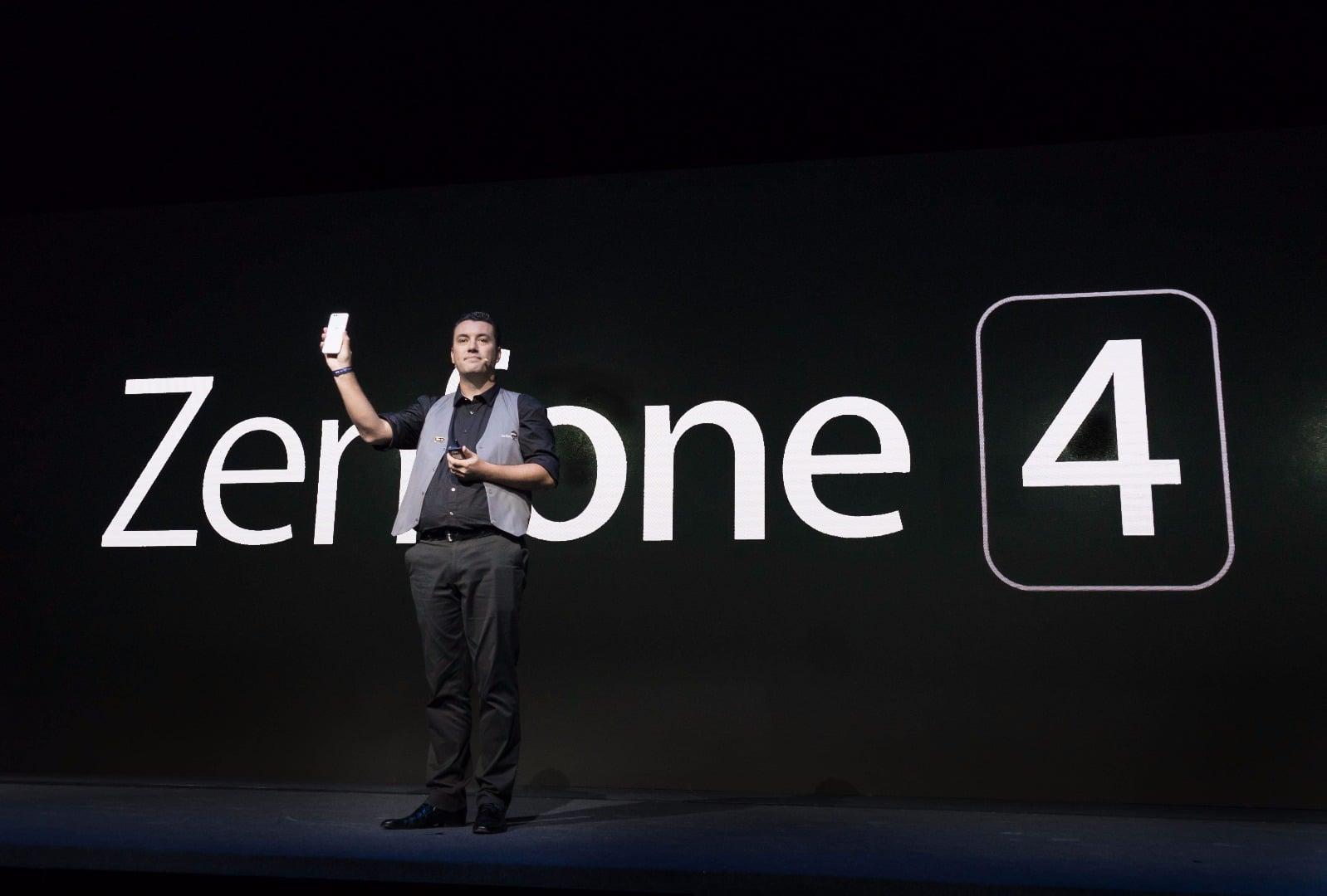 Bild von Asus präsentiert ZenFone 4, ZenFone 4 Pro & ZenFone 4 Selfie