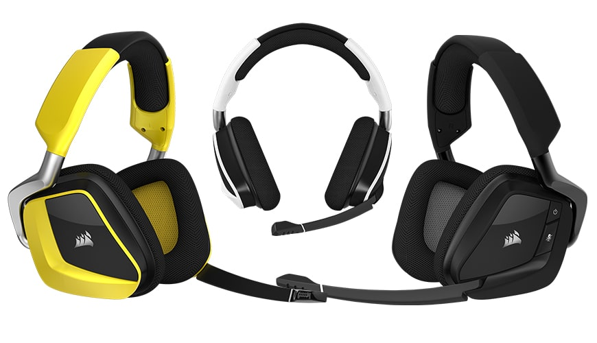 Photo of Corsair präsentiert das Void Pro RGB Gaming-Headset