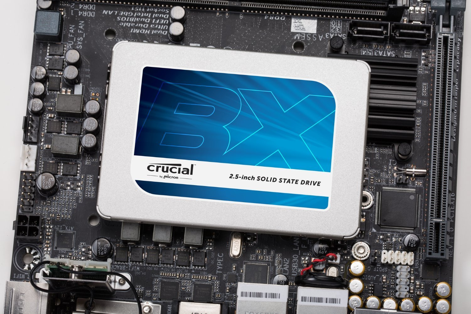 Photo of Crucial BX300 480GB SSD im Superangebot bei MediaMarkt