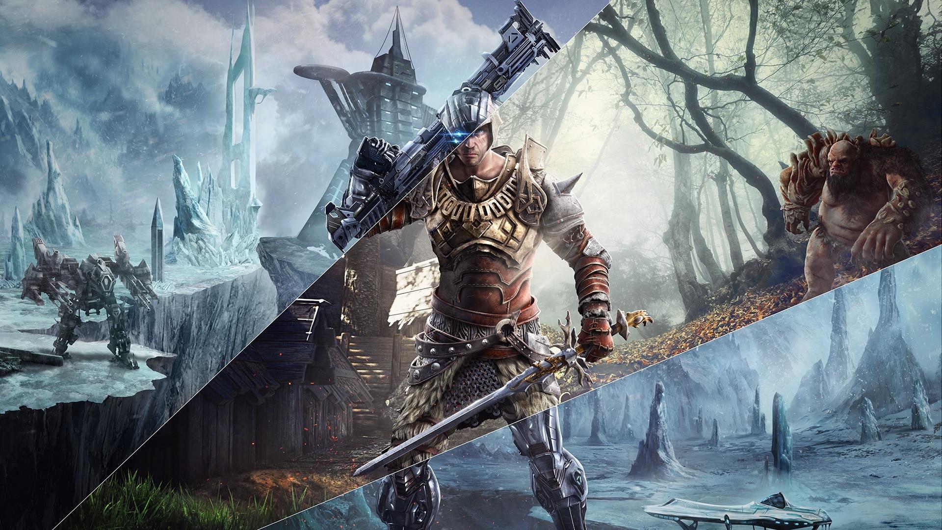 Bild von Elex auf der gamescom 2017