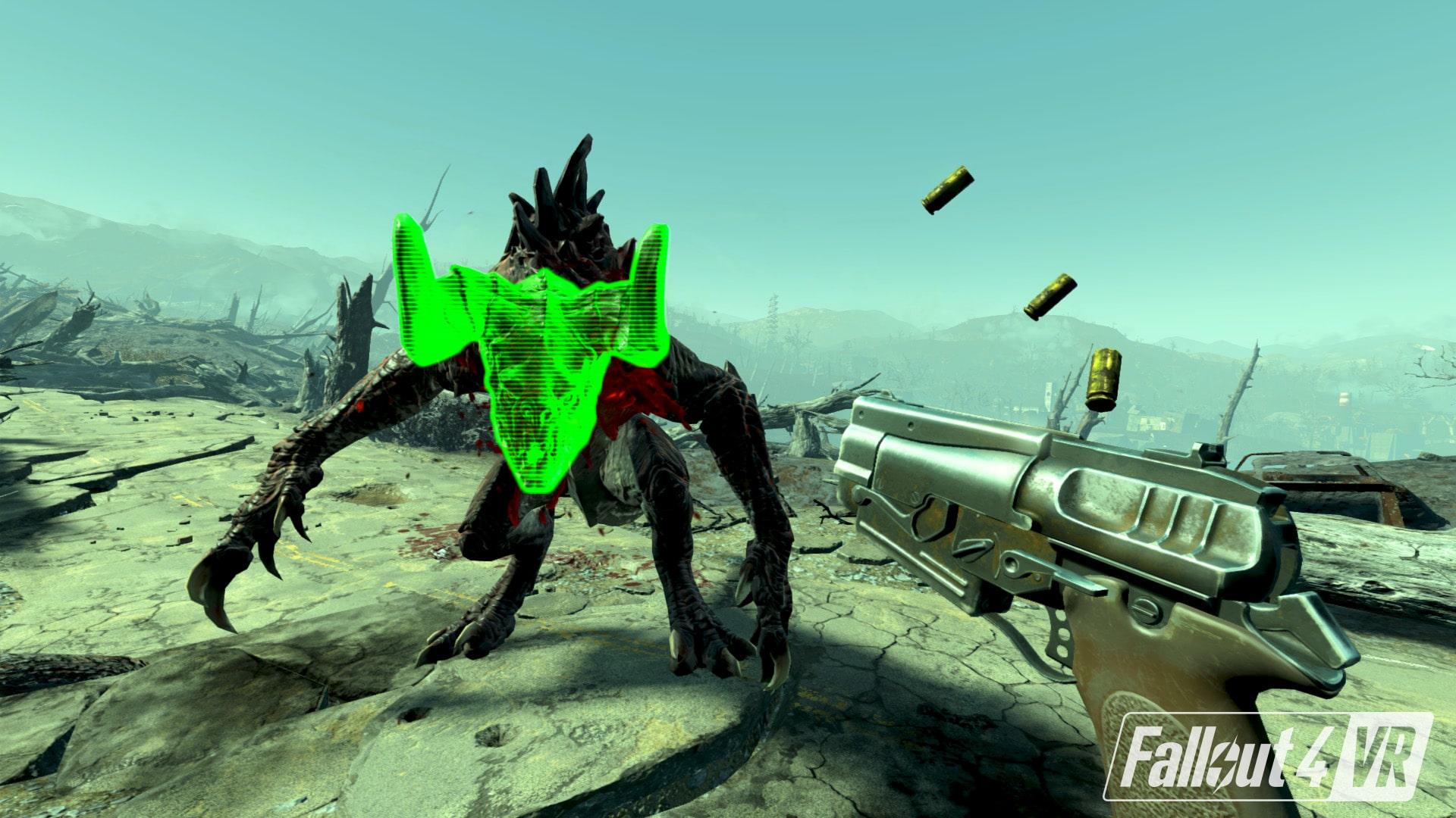 Bild von Fallout 4 VR angezockt – Wenn ein Genregigant auf Virtual Reality trifft