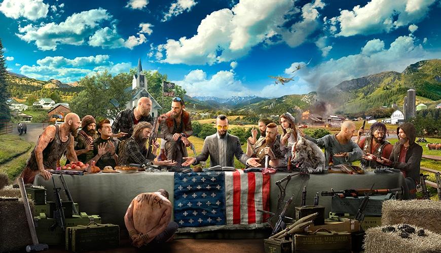 Photo of Far Cry 5 auf der gamescom – Vertraut und doch so neu