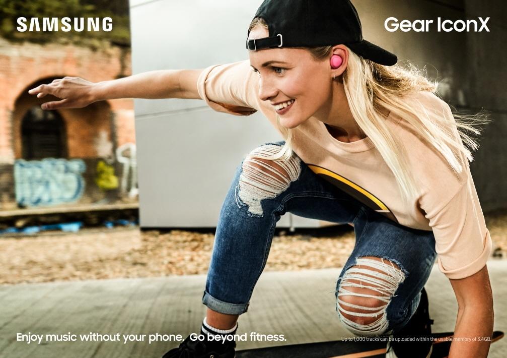 Bild von Samsung Gear IconX werden ergonomischer und erhalten mehr Ausdauer