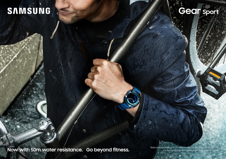 Photo of Samsung Gear Sport: Smartwatch für Schwimmer