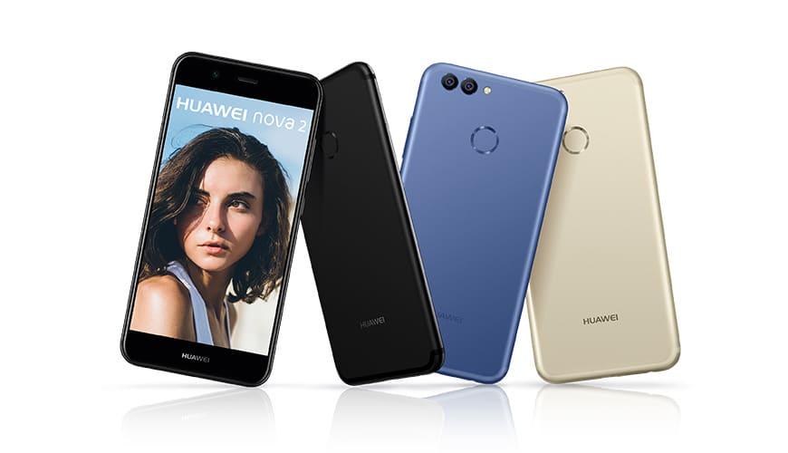 Bild von Huawei Nova 2: Mittelklasse-Smartphone mit starker Kamera