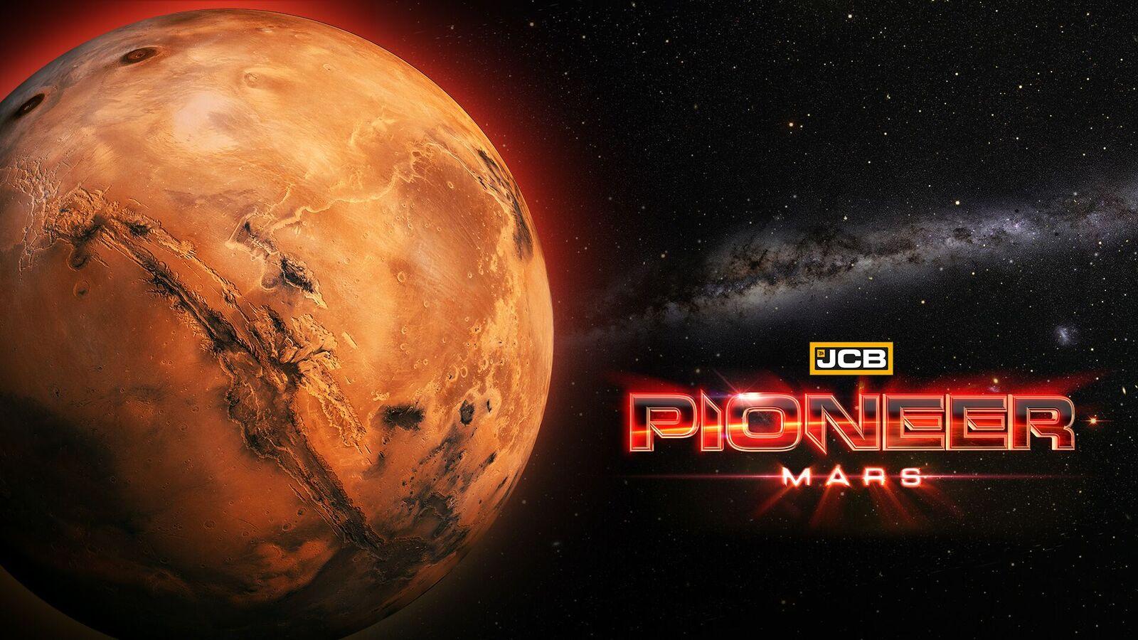 Photo of gamescom 2017: JCB Pioneer: Mars