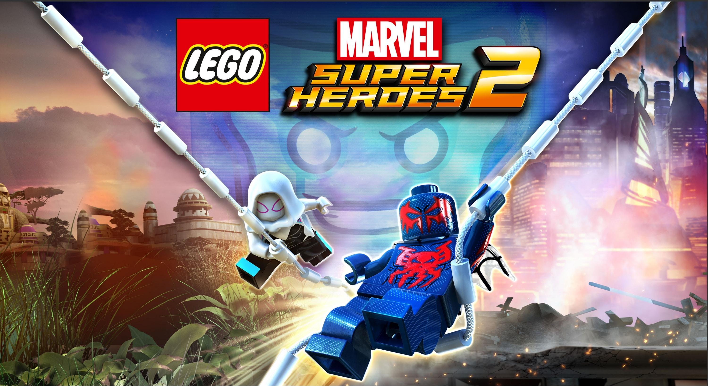 Bild von Lego Marvel Superheroes 2 auf der gamescom 2017