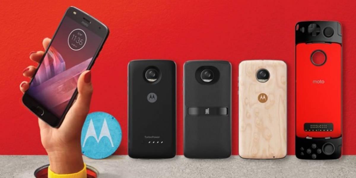 Photo of Moto z2 Play endlich im Handel erhältlich