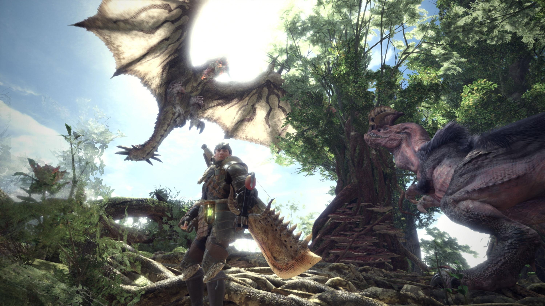Photo of Monster Hunter: World beeindruckt in zwei neuen Trailern