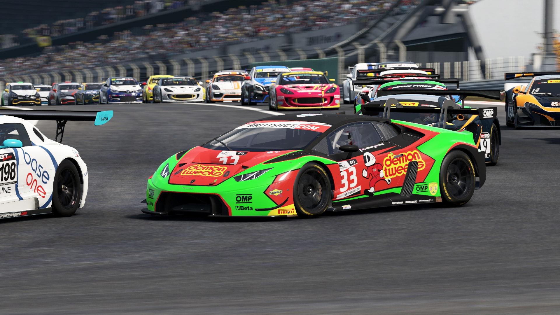 Photo of Mit Project Cars 2 geht es auf der gamescom rasant zu