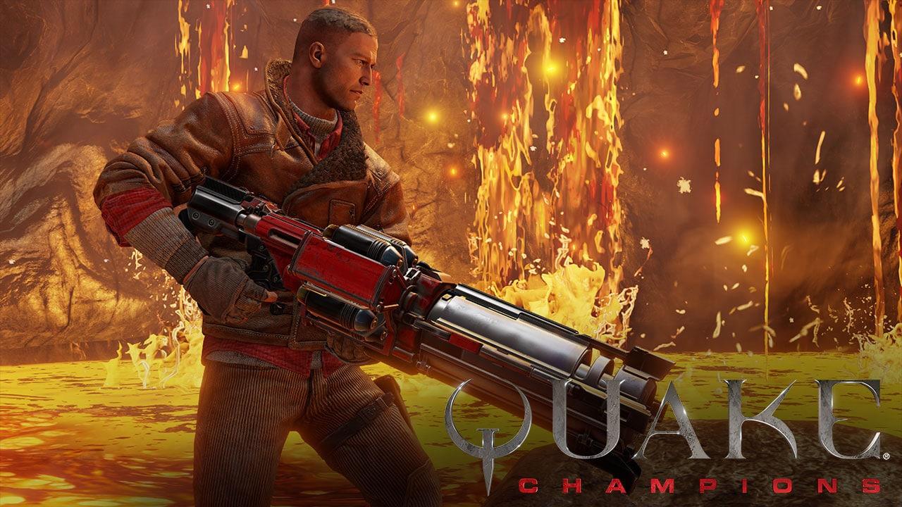 Photo of Quake Champions – Die Arena öffnet wieder ihre Pforten