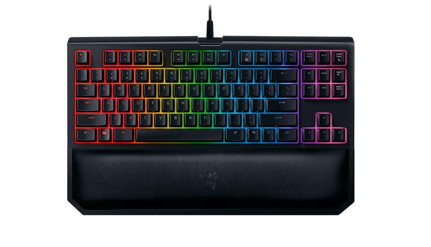"""Photo of BlackWidow TE Chroma V2: Razer präsentiert """"die schnellste"""" Tastatur"""
