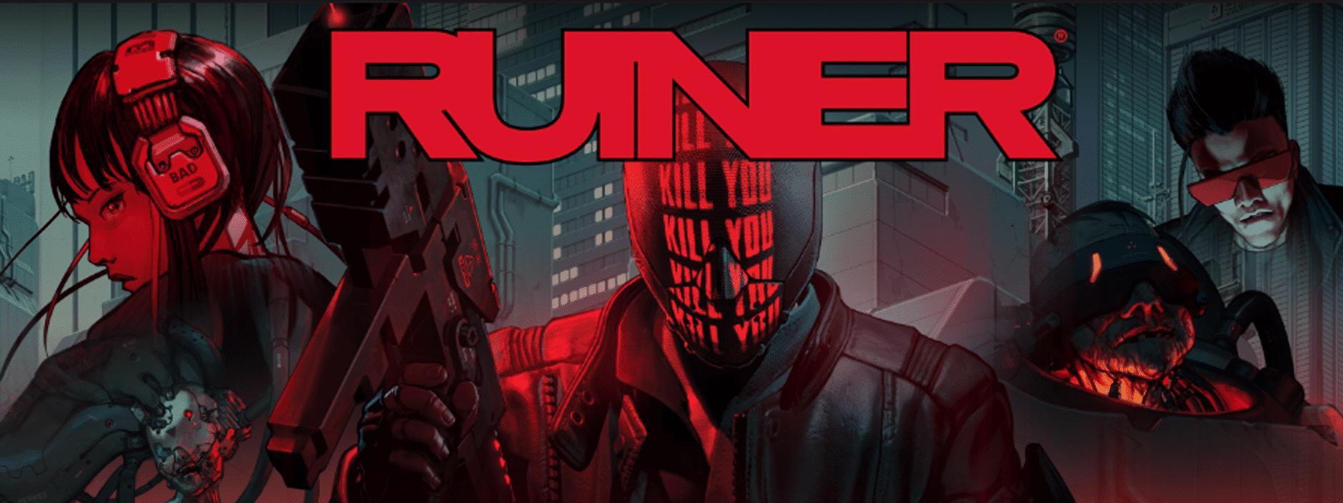Bild von Ruiner auf der gamescom 2017 angespielt