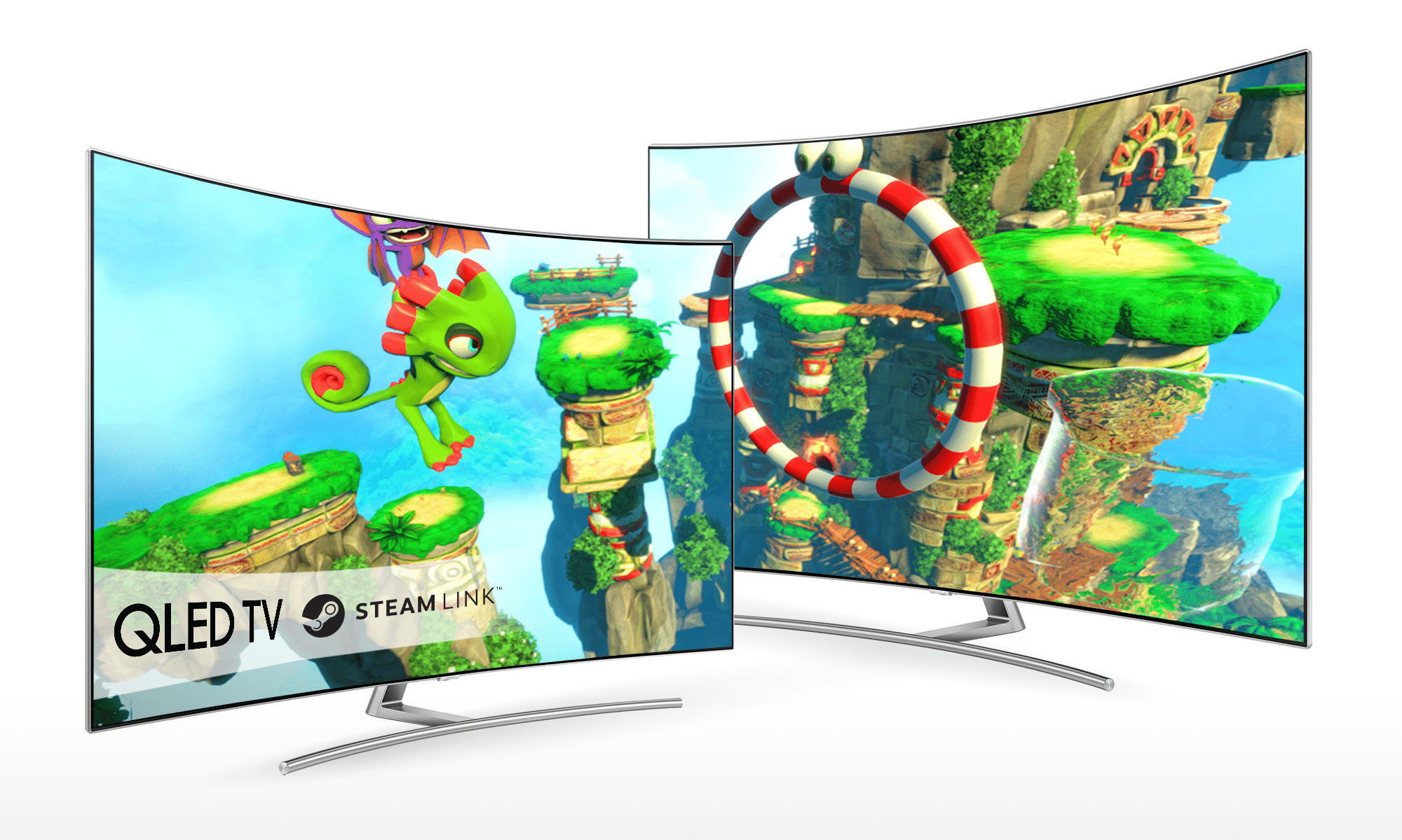 Photo of Steam Link läuft ab sofort auf Samsung Smart TVs