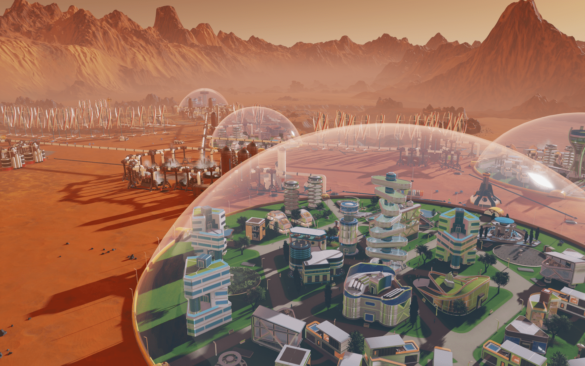 Photo of gamescom 2017: Surviving Mars – eigene Kolonie auf dem Mars