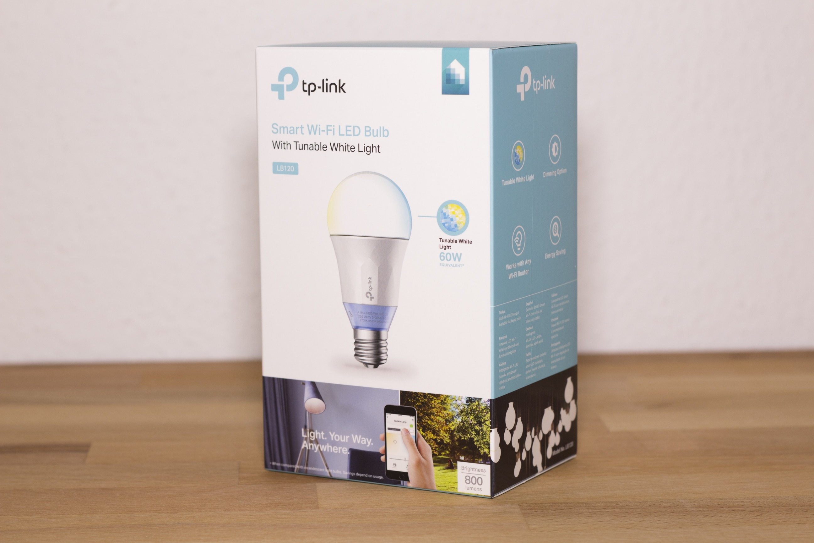 Photo of TP-Link LB120: Die smarte LED-Glühbirne im Test