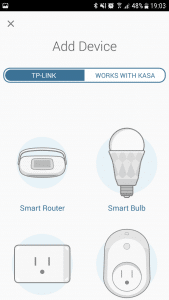 Smart Home-Gerät hinzufügen