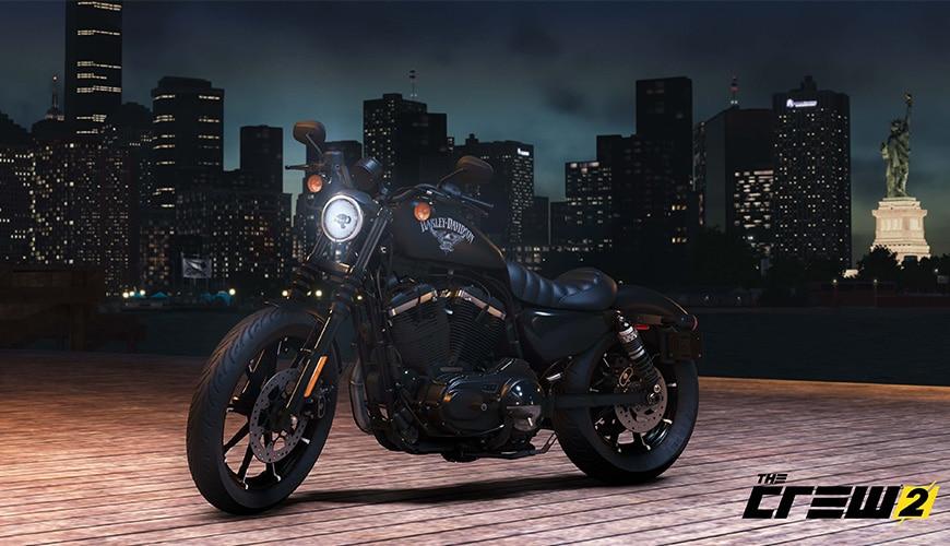 Photo of The Crew 2 auf der gamescom – Endlich mit einer Harley-Davidson fahren