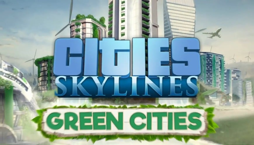 "Photo of Cities: Skylines erhält neues Addon ""Green Cities"""