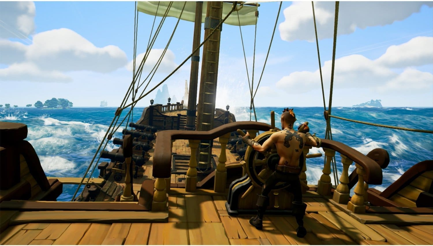 Photo of gamescom 2017: Sea of Thieves angespielt