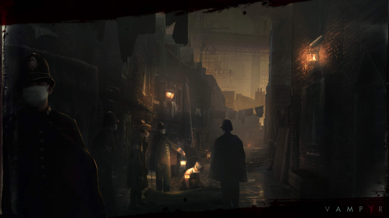 """Bild von """"Vampyr"""" angezockt – Die nächtliche Jagd durch ein düsteres London"""