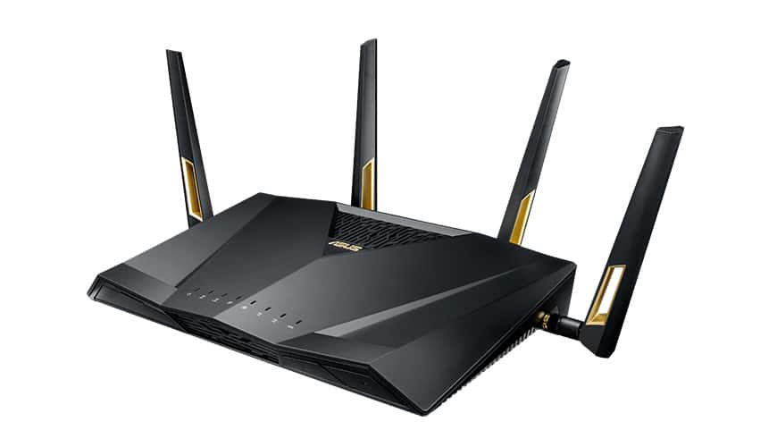 Photo of Asus RT-AX88U: 802.11ax-Router auf der IFA