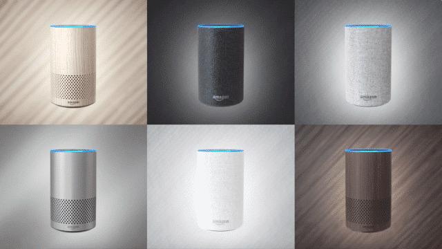 Amazon Echo - 2. Generation