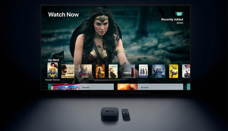 Bild von Apple TV 4K: Das neue Modell unterstützt UHD & HDR