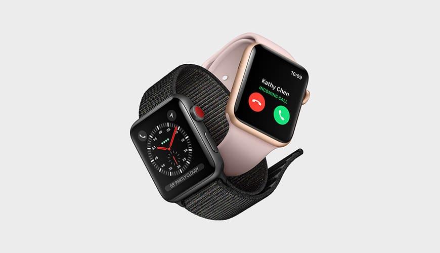 Bild von Das ist die neue Apple Watch Series 3