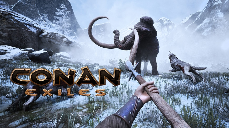 "Photo of ""Conan Exiles"" im Early Access-Test – Im Exil gelten andere Regeln"