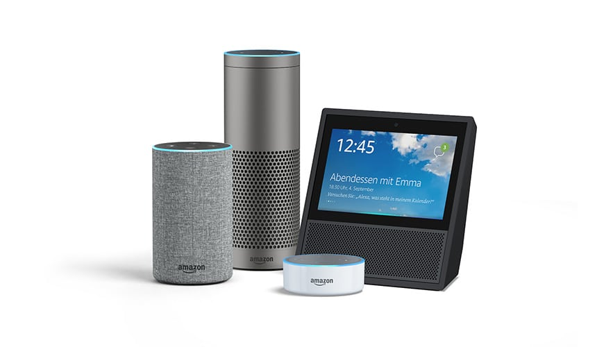 Photo of Amazon präsentiert die neue Echo-Familie