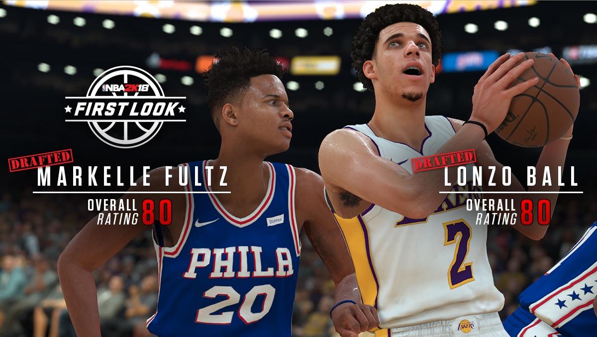 Photo of NBA 2K18 ist ab sofort verfügbar