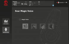 Teufel Audio Center: Xear Magic Voice