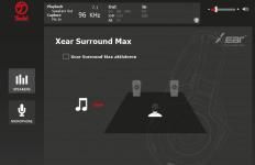 Teufel Audio Center: Xear Surround Max