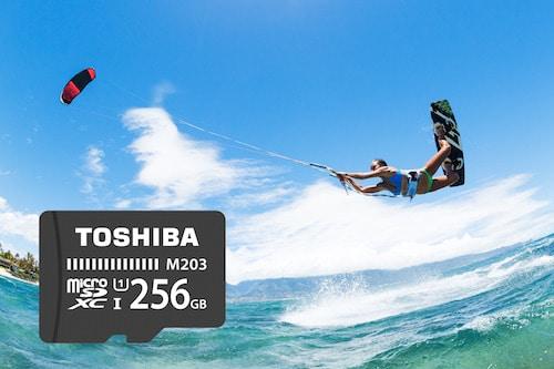 Photo of Toshiba präsentiert microSD-UHS-I-Karte mit bis zu 256 GB