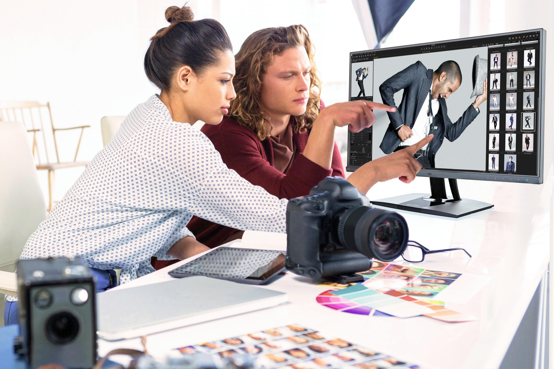 Photo of ViewSonic VP2785-4K: 27-Zoll-Monitor mit HDR10 und Farbkalibrierung