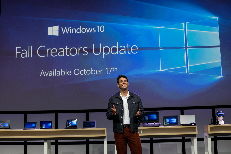 Photo of Microsoft kündigt Windows 10 Fall Creators Update an