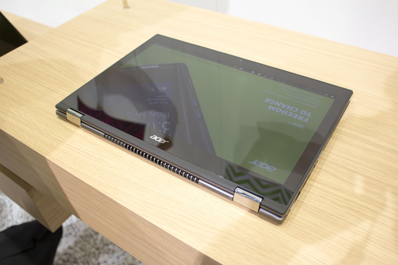 Photo of Acer mit leichtem Swift 5 und starkem Spin 5