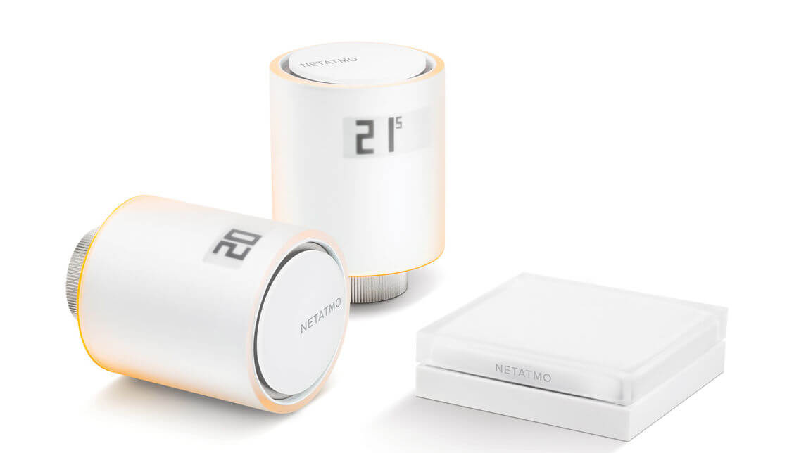Photo of Netatmo stellt neue Heizungs-Thermostate für das Smart Home vor