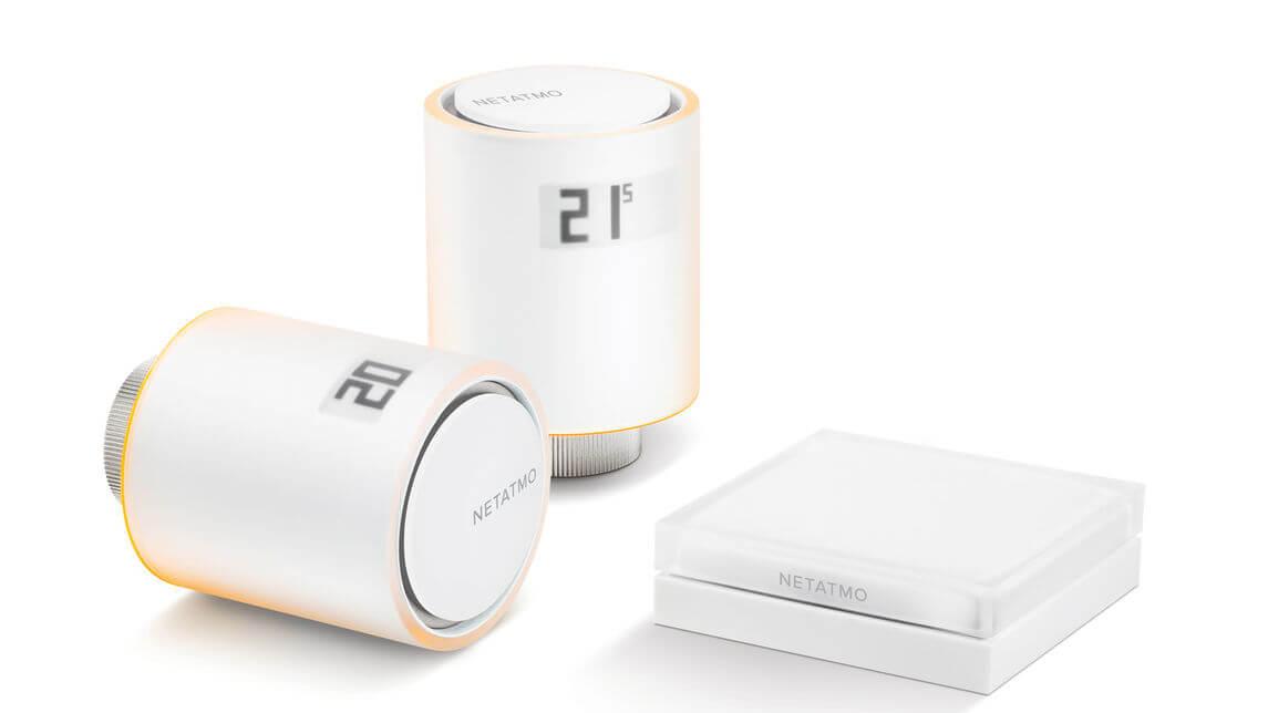 Bild von Netatmo stellt neue Heizungs-Thermostate für das Smart Home vor